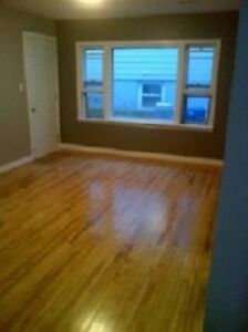 Newly renovated 1 bedroom - centrally located - avail NOW
