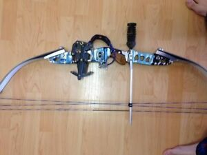 Hoyt USA autographed compound bow May Trade