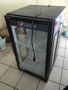 Small Pepsi Fridge