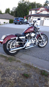 PRICE REDUCED custom stage 3 Harley