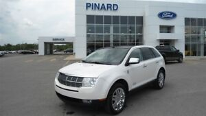 2009 Lincoln MKX LIMITED BLUETOOTH CUIR TOIT OUVRANT