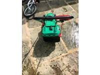 Qualcast MEB1334M lawn mower rrp £69.99