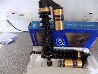 pair of RFY shock absorbers