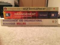 Management development books. Perfect for business students!