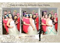 Magic Mirror Photo Booth Hire weddings, birthdays, Christenings, parties