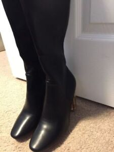 New Thigh High Leather Boots