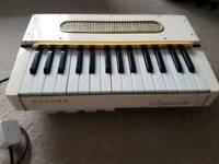vintage HOHNER ORGANETTA 3 HARMONIUM reed organ Germany 1958