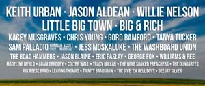 BVJ - Reserved Seats - Weekend Wristbands