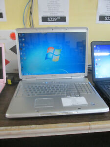 DELL Inspiron 1720 Notebook For Sale At Nearly New Port Hope