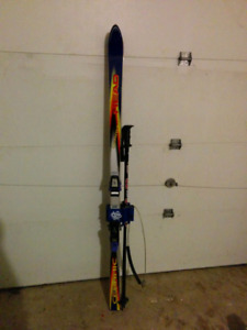 Head Ceramic Downhill Skis - need sold today