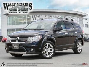 2016 Dodge Journey R/T: ACCIDENT FREE, LOCAL MANITOBA VEHICLE,