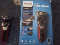 philips series 5000 mens shaver