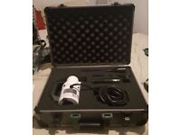 PC Computer Datavac Electric Duster ED-500 Includes All Bits & Flight Case