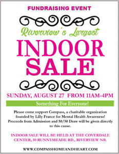 Giant Indoor Sale! Check it out!