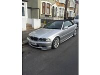 BMW E46 318CI Msport Convertible