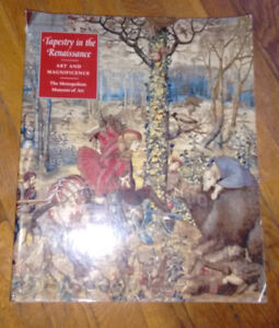 Monster Huge Book of RENAISSANCE TAPESTRIES. Gallery Catalog, w/