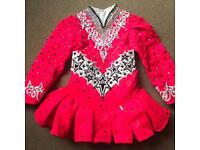 Irish Dancing Solo Dress