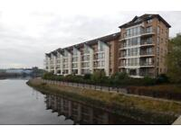 Absolutely beautiful penthouse apartment in Belfast city centre overlooking river!!