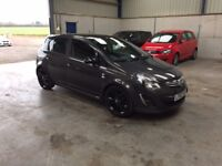 2014 Vauxhall corsa ltd edition 1.2cc 1 owner pristine guaranteed cheapest in country