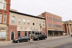 Prime Riverfront Downtown Office/ Retail/ Commercial- 754 Sq. Ft