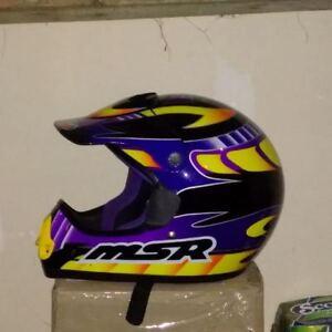 Like new MSR Helmet