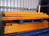 APEX UK Size 6 2100mm PALLET RACKING BEAMS
