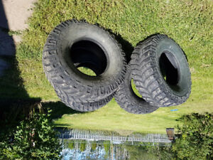 Mickey Thompson Baja Claw Mud Tires