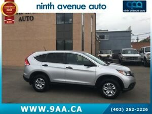 2012 Honda CR-V LX 4dr All-wheel Drive