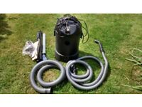 Pond Vacuum Cleaner (Oase) with accessories