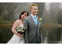 Wedding photography just £295