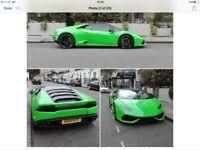 Lamborghini huracan STUNNING!!!