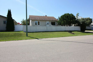 Beautifully renovated bungalow, with single detached garage.