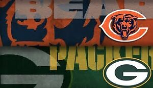 Chicago Bears at Green Bay Packers Thur Sept 28