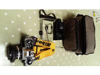 Nikon FG-20 35mm film camera