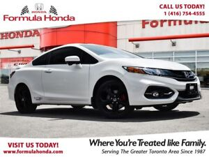 2014 Honda Civic Coupe SI | LOW KM | MINT CONDITION - FORMULA HO