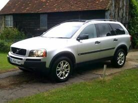 2004/54 Volvo XC90 2.9 AWD Geartronic 2005MY T6 SE