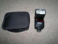 Nikon SB700 flash unit
