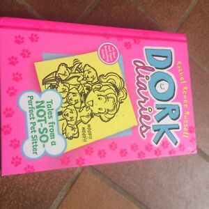 Dork diaries - tales for a not so perfect pet sitter