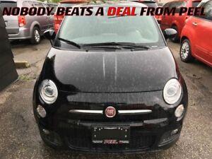 2016 Fiat 500 Sport**125 KLMS**SPRING SPECIAL**