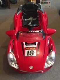 Hot Racer Electric Car