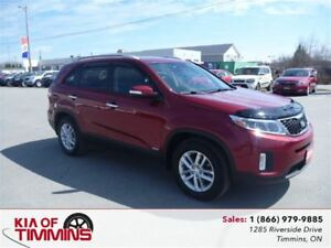 2015 Kia Sorento LX V6 AWD Heated Seats Bluetooth
