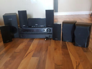 high end home theatre package plus