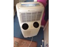 Air con machine all working hardly used