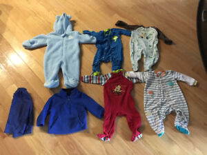 Baby boy 9 months clothing