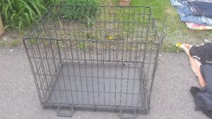 Cage pour votre toutou