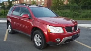 2006 Pontiac Torrent SAFTIED & E-TESTED READY TO GO LOW KMS!!!!!
