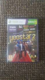 Yoostar 2 in the movies xbox game bn