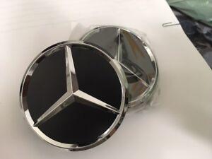 Mercedes Center Caps