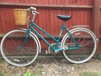 Raleigh Ladies Vintage Bike