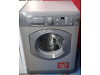 B622 Graphite Hotpoint 7kg 1400Spin Washing Machine, Comes With Warranty & Can Be Delivered